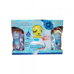 COTTONINO CASETA CADOU BLUE